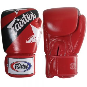 Fairtex Muay Thai Style Training Sparring Gloves