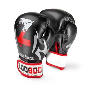 Flexzion Boxing Sparring Training Gloves