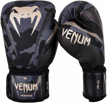 Venum Impact Boxing Gloves Review