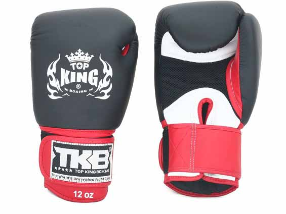 top king training and sparring muay thai boxing gloves review