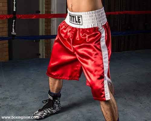 Boxing Gears for Beginners - Boxing Trunks