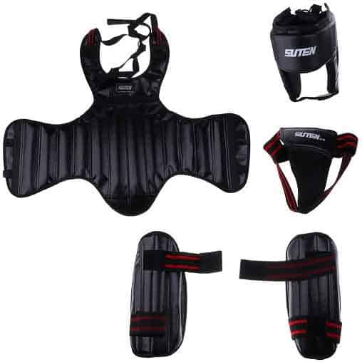 boxing Chest and Groin Protectors