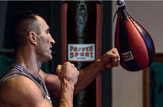 how to choose the right punching bag for your workout: Speed Bag