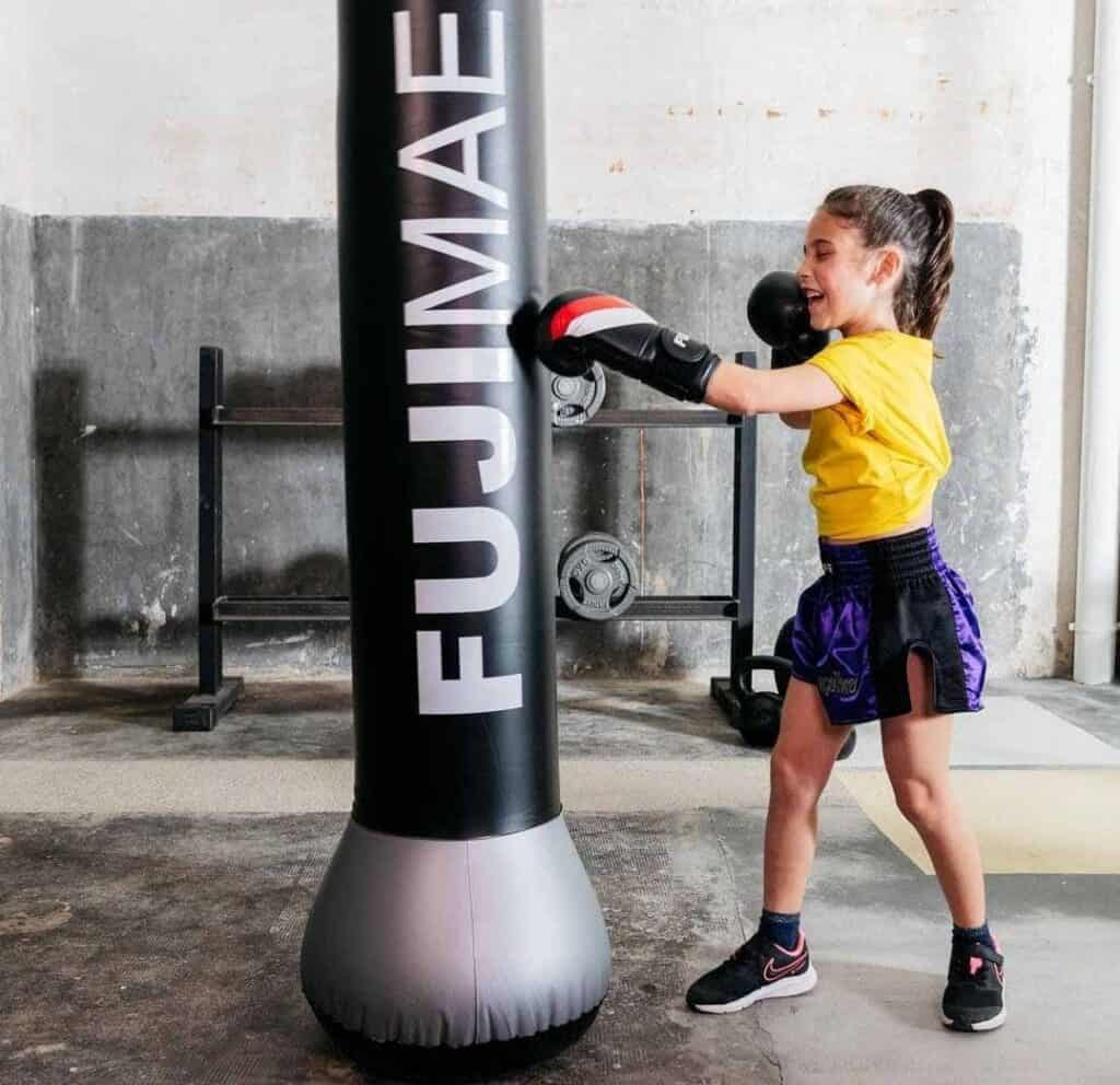 how to choose the right punching bag for your workout